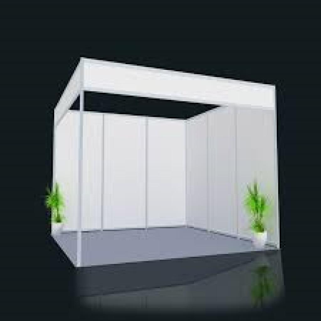Cloisons modulaire octanorm pour stand salon mons for Cloison stand salon