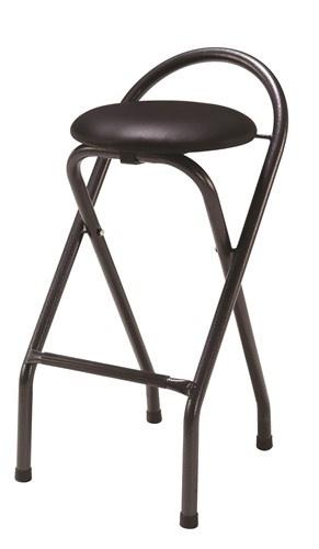 Location Tabouret Chaise Haute Noir Avec Assise Noir